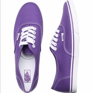 🚨TODAY ONLY🚨FirmPrice Van Authentic LoPro Purple